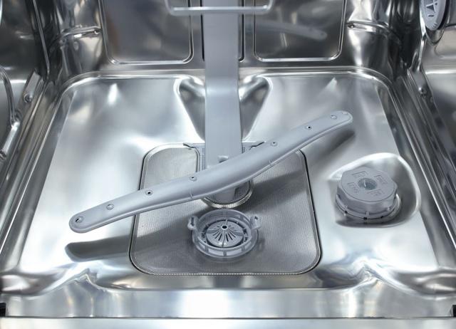Вода в поддоне посудомоечной машины: причины