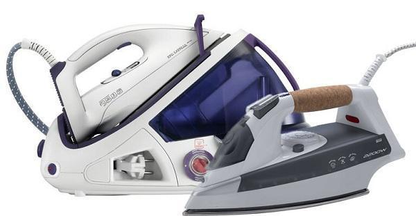 Основные функции утюга для домашнего использования