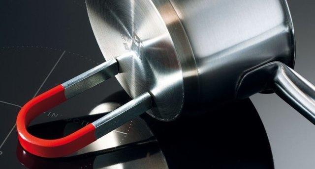 Какая посуда подходит для индукционной варочной панели?