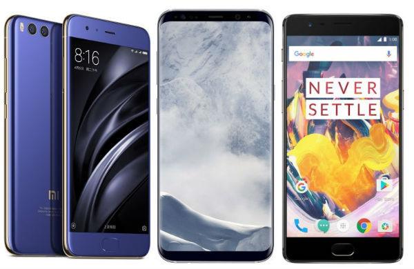 Что лучше: xiaomi mi6 или samsung s8? Сравнение смартфонов