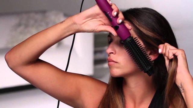 Рейтинг лучших фенов-щеток для волос, рейтинг