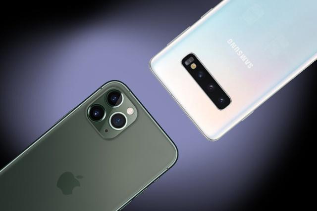 samsung galaxy s10 vs iphone 11 – что лучше? Сравнение смартфонов