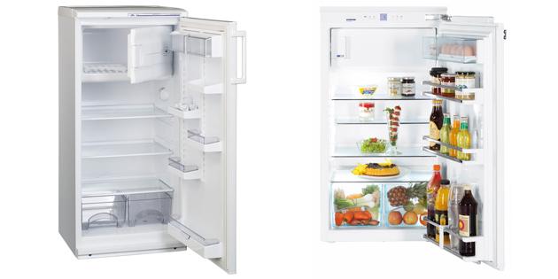 Рейтинг лучших экономичных холодильников