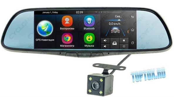 Лучшие видеорегистраторы с камерой заднего вида: ТОП 5 моделей