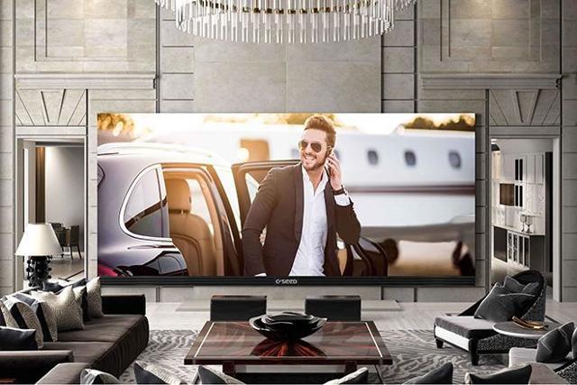 Рейтинг самых больших телевизоров