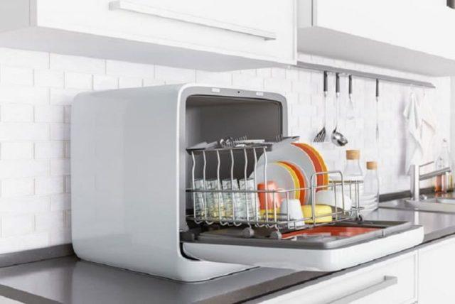 Рейтинг лучших настольных посудомоечных машин по отзывам