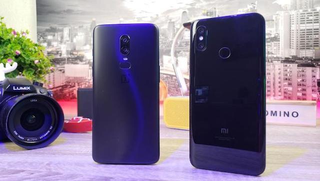 Что лучше: oneplus 6 или xiaomi mi 8? Сравнение смартфонов