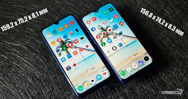 realme 3 vs realme 3 pro: сравнение смартфонов, различия