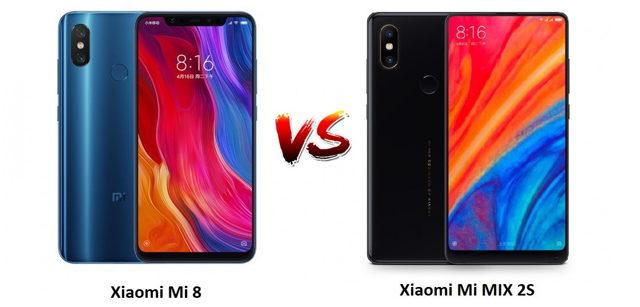 Что лучше: xiaomi mi 8 или mi mix 2s? Сравнение китайских флагманов