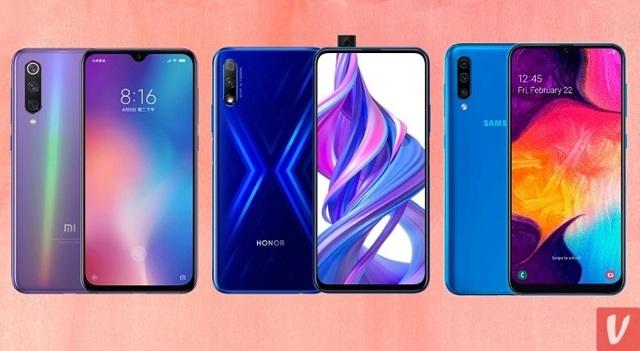 Лучшие смартфоны до 20000 рублей в октябре 2019. Что выбрать?