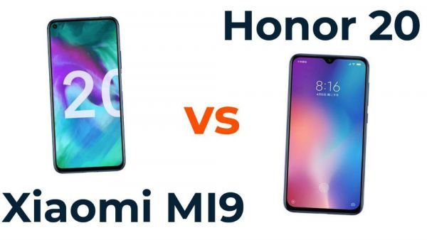 honor 20 или xiaomi mi 9 – кто круче? Сравнение смартфонов