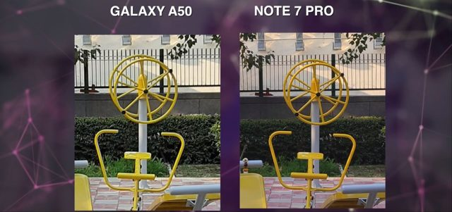 samsung galaxy a50 vs redmi note 7: кто круче? Сравнение