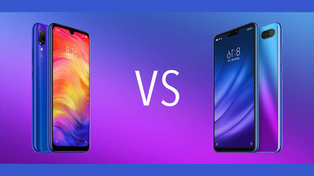 redmi note 7 vs xiaomi mi 8 lite: сравнение смартфонов