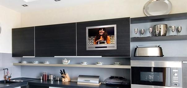 Можно ли ставить микроволновку рядом с телевизором?