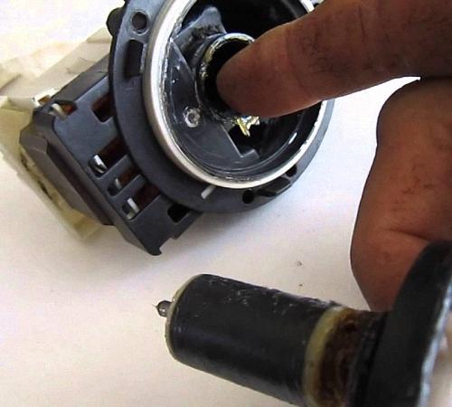Замена сливного насоса стиральной машины своими руками: инструкция