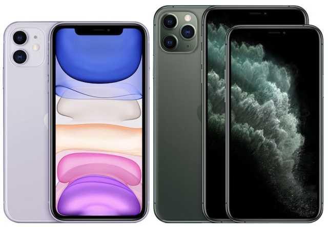iphone 11 vs iphone 11 pro – сравнение смартфонов