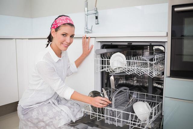 Самые распространенные поломки посудомоечных машин