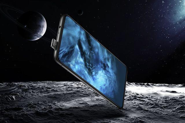 vivo создал самый «безрамочный» смартфон