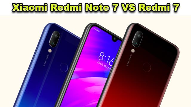 redmi note 7 vs redmi note 7 pro – различия, кто круче?
