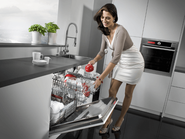 Какой в посудомоечной машине расход воды?