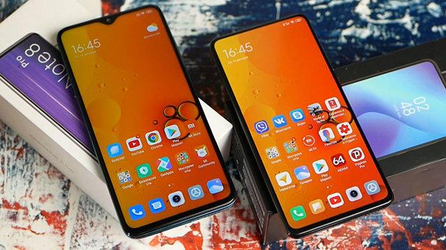 redmi note 8 pro vs xiaomi mi 9 – сравнение смартфонов