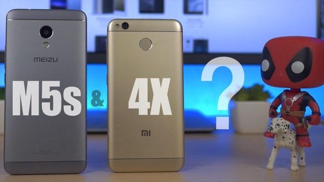 Сравнение meizu m5 и xiaomi redmi 4: обзор смартфонов, характеристик и камер