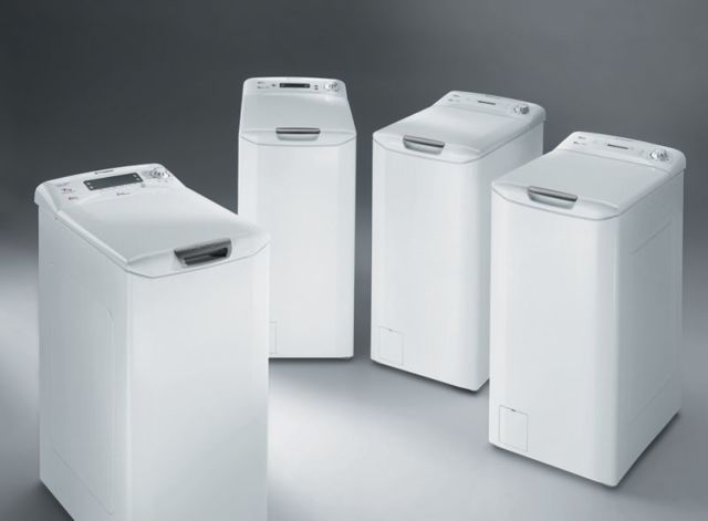 Рейтинг лучших вертикальных стиральных машин