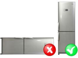 После перевозки холодильник не работает? Причины, неисправности