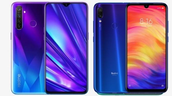 redmi note 8 pro vs redmi note 7 – сравнение смартфонов