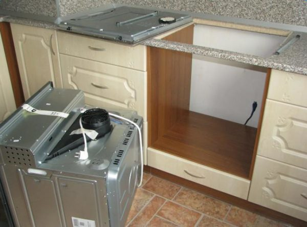 Как установить и подключить духовой шкаф? Видео, советы