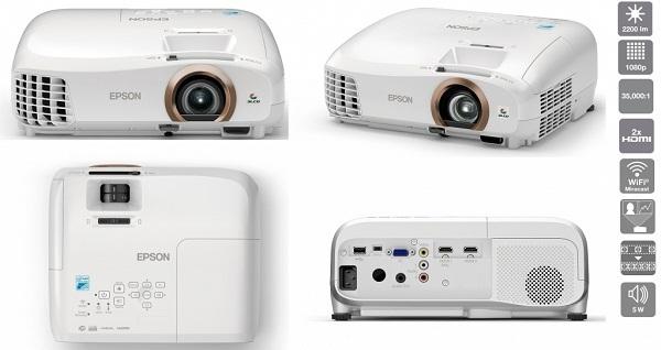 Рейтинг самых дешевых проекторов