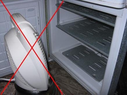 После разморозки холодильник перестал работать: причины