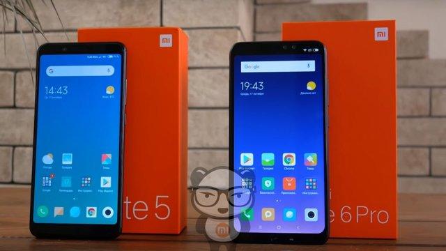 Сравнение смартфонов: xiaomi redmi 5 или 6 – что лучше?