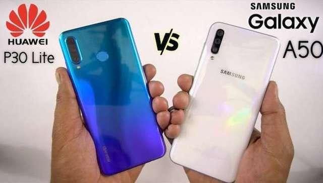 samsung galaxy a50 vs galaxy a30 – кто круче? Сравнение телефонов