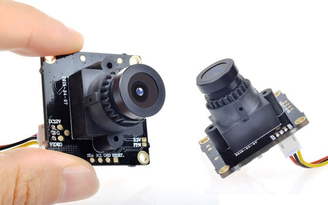Типы матриц видеокамер: какие лучше? ccd против cmos