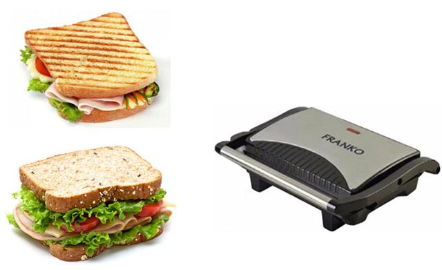 Тостер или сэндвичница – что лучше?