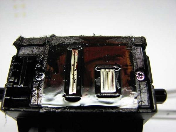 Зачем и чем промыть головку принтера?