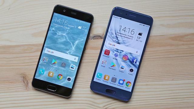 Сравнение смартфонов: huawei p9 или p10 – какой лучше?
