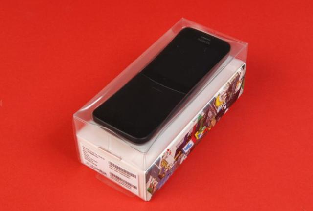 nokia представила кнопочный телефон 8110