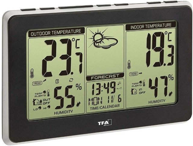 Лучшие метеостанции для дома: рейтинг, ТОП 10, обзор