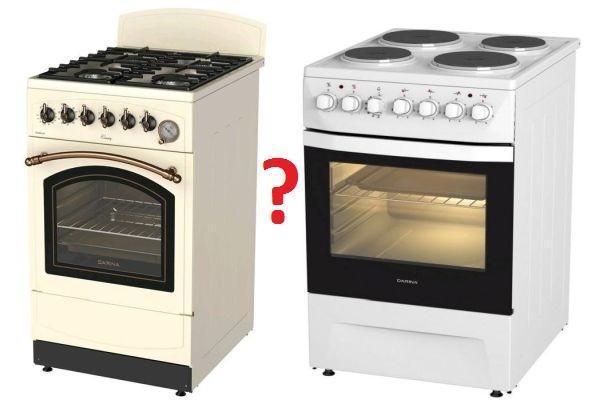 Какие плиты лучше: газовые или электрические? Сравнение