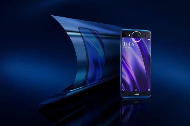Новый флагман vivo nex 2 получит 2 дисплея и 3d-камеру