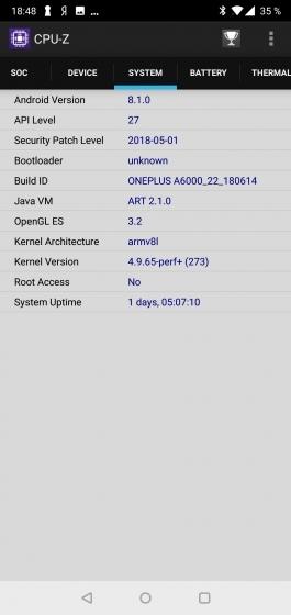 Появились фото флагмана oneplus 6. Дата выхода и характеристики пока неизвестны