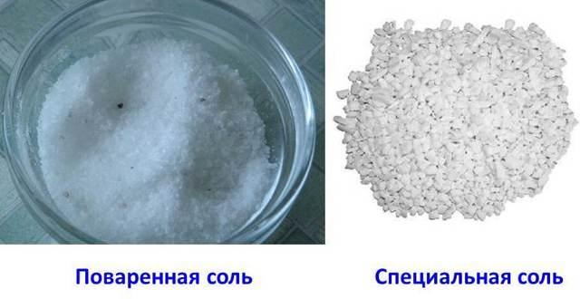 Зачем нужна соль для посудомоечной машины и какая? Выбор