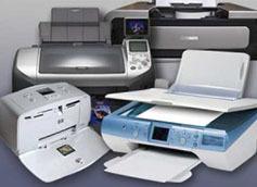 Что делать, если лазерный принтер печатает полосами?