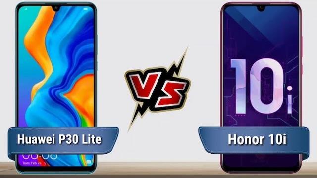huawei p30 lite или honor 8x – кто круче? Сравнение смартфонов