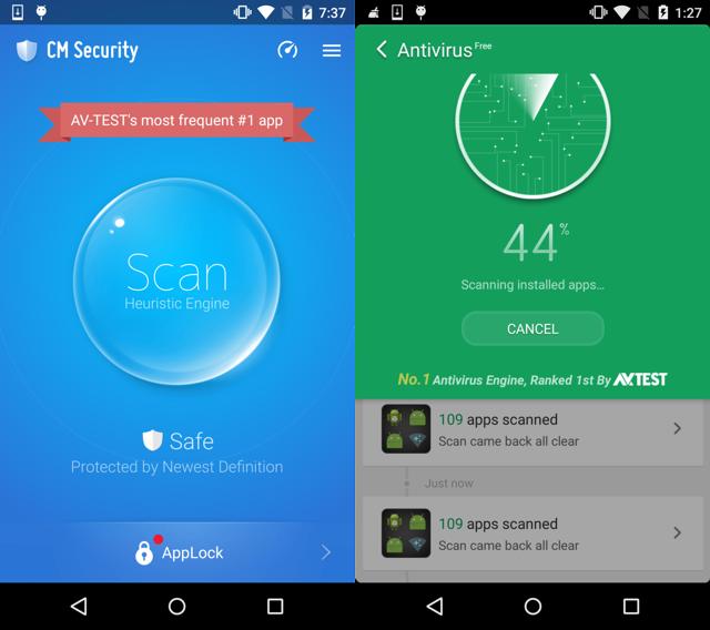 Лучшие программы-антивирусы для мобильных телефонов и планшетов android