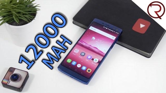 doogee выпустит смартфон с батареей на 12000 мАч