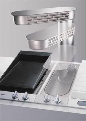 Какие бывают вытяжки для кухни без воздуховода? Виды и типы