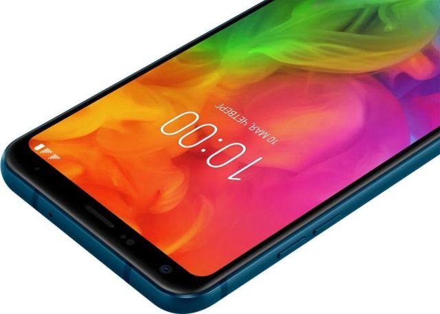 Новый бюджетный антикомариный смартфон от lg